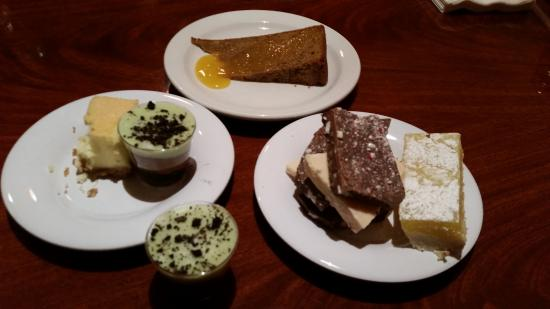 Central City, CO: Buffet desserts were very good