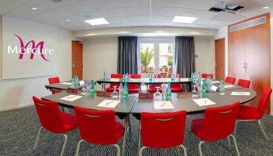 Mercure Quimper Centre: Salle de réunion