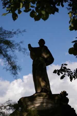 Monument of St. Ignatius of Loyola