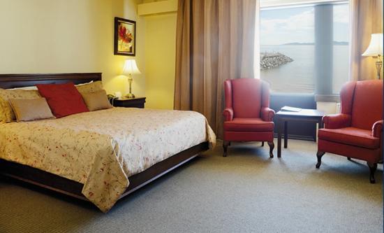 Hotel Sept-Iles: Exécutive