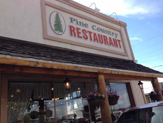 Pine Country Restaurant Williams Arizona Usa