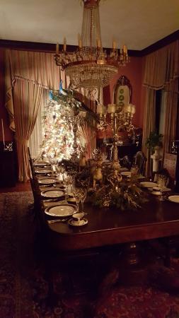 Brunswick Manor: Eating area