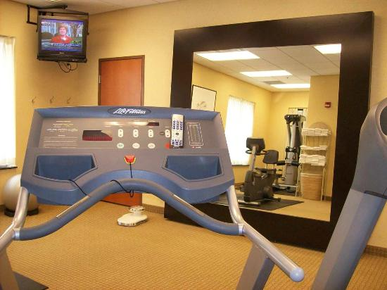 Hilton Garden Inn Missoula: Fitness Room