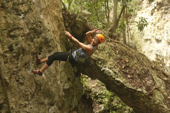 a description of my experience in rock climbing Climbing rating systems  employs the specific skills of rock climbing, such as jamming,  as well as a description of overall technical difficulty.