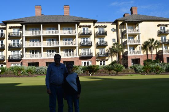 Kiawah Island Golf Resort : Hotel and Grounds