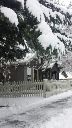 Sisters, Орегон: The Cottonwood Cafe