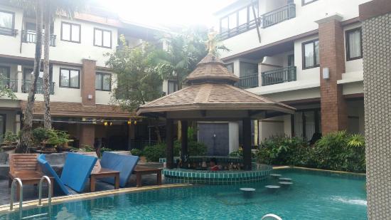 P. P. Palm Tree Resort: 20151201_143405_large.jpg