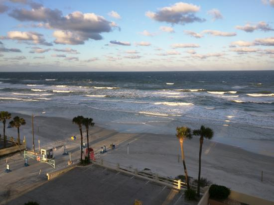 Holiday Inn Suites Daytona Beach On The Ocean Balcony View