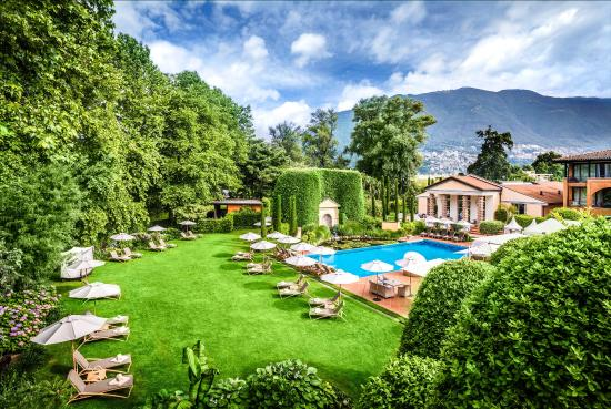 Photo of Hotel Giardino Ascona