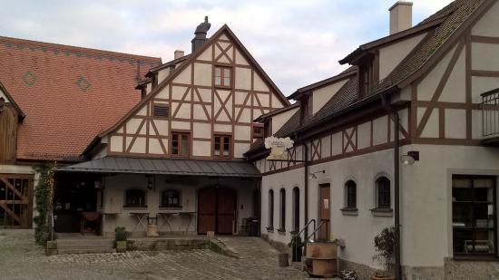 Neustadt an der Aisch, เยอรมนี: Kohlenmühle