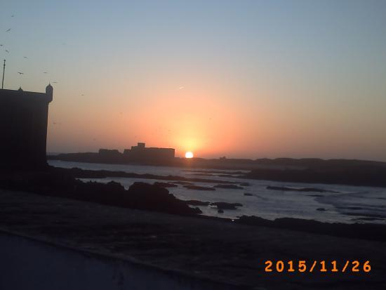 Dar El Qdima : Salem_coucher-soleil-essaouira