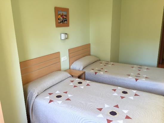 Habitación 203 del Hotel El Camí de Cambrils