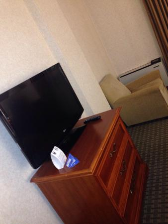 Comfort Hotel Airport North: Business king room