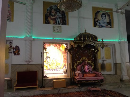ISKCON Amritsar: Temple View
