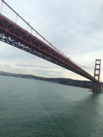 Bay Aerial Helicopters: Golden Gate