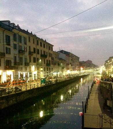 Residence & Hotel HOUSE Aramis Milan Downtown : XMAS ON CANAL