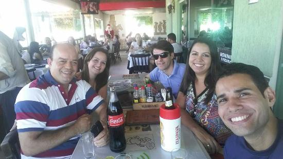 Restaurante e Pizzaria Boi Dourado