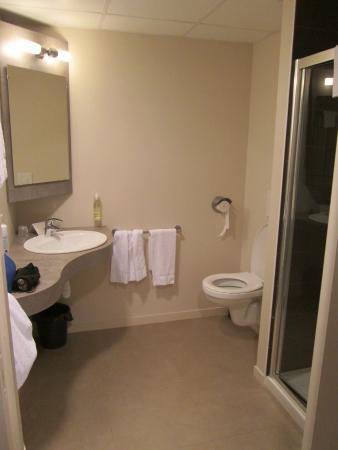 Hotel Le Galion : La salle de bains