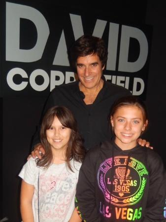 Meeting david after the show picture of david copperfield las david copperfield meeting david after the show m4hsunfo