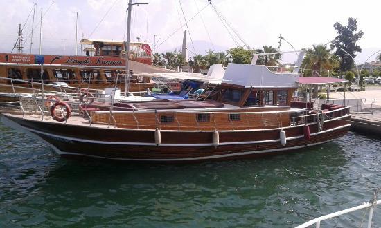Kayra Ege - Daily Boat Trips