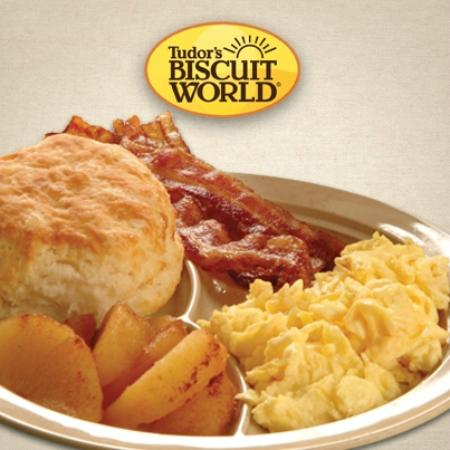Tudor's Biscuit World: Country Breakfast
