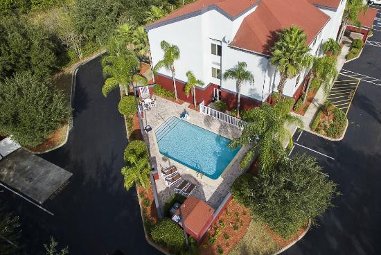 Beautiful Red Roof Inn Orlando West   Ocoee