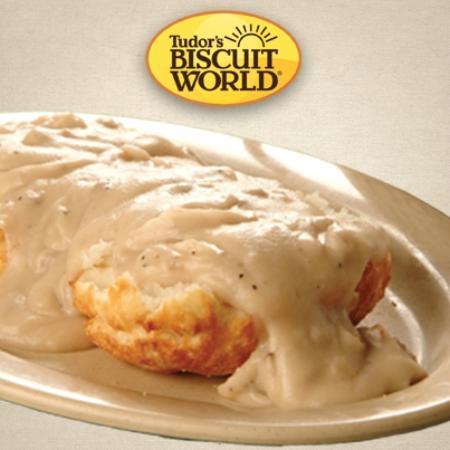 Chapmanville, Virginia Occidentale: Biscuit & Gravy Platter