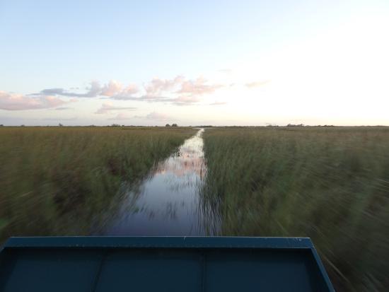 Everglades City, FL: VVM-VOP@DownSouthAirboat-Route3