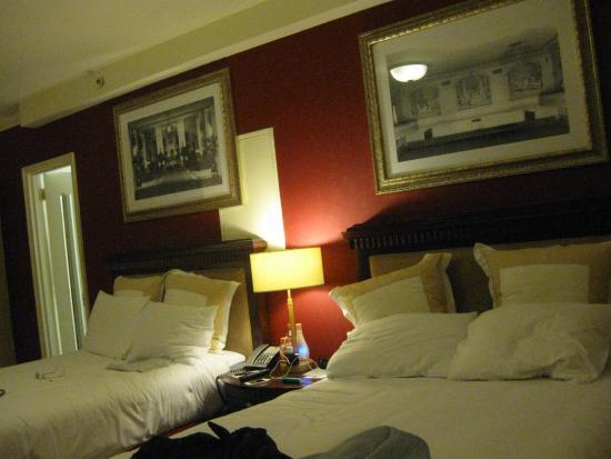 The Roosevelt Hotel Habitaciones