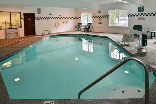 Lincoln City, OR: In Door Heated Pool/Jacuzzi