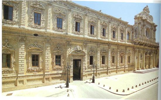 Infotab Tours - Underground Lecce