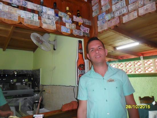 Santa Cruz del Norte, Kuba: Un minutito para la foto!!! Cordialdad.