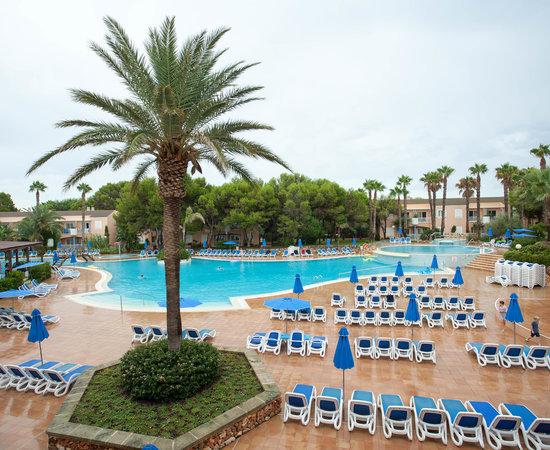 Hotel Apartamentos Princesa Playa Ciudadela Spanien