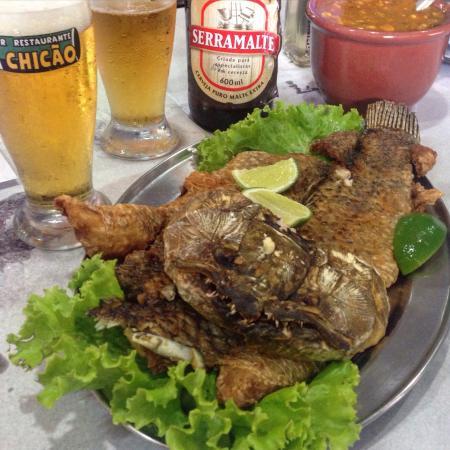 Bar Do Chicao Peixes Sem Espinhas