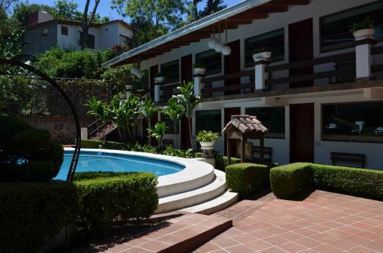 Dalinda hotel boutique valle de bravo mexique avis for Hotel chercher