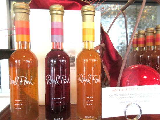 Round Pond Estate Products, Rutherford, Ca