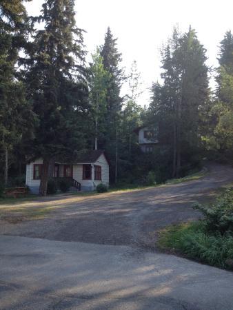 Harvie Heights, Kanada: Gateway Inn Cabins - Canmore
