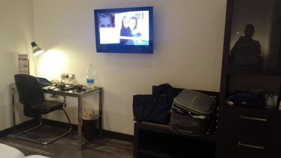Tryp Cadiz la Caleta Hotel: Habitacion 807