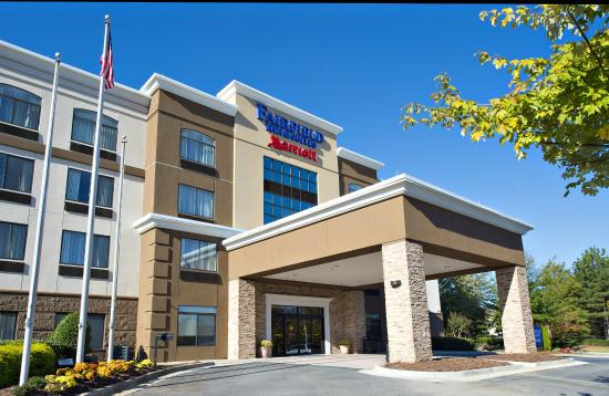 Fairfield Inn & Suites Atlanta Buford/Mall of Georgia