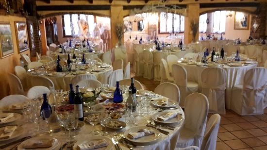 Sala da pranzo - Picture of La Quintana, Vidigulfo - TripAdvisor