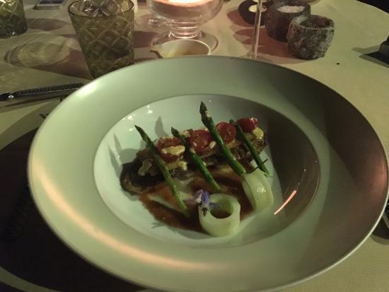 Dinner at Plantation restaurant