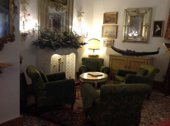 Hotel Giorgione: Hall