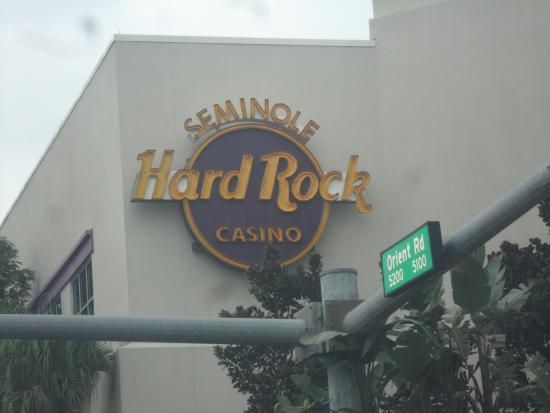 Hard rock tampa tight slots