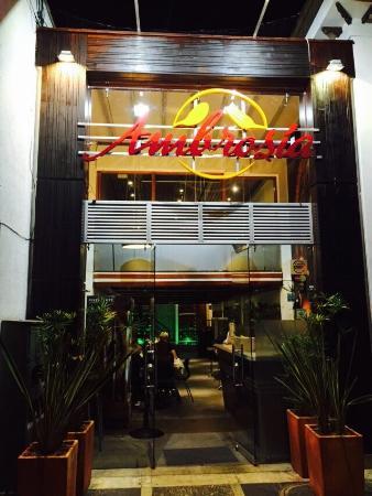 Ambrosía Restaurante