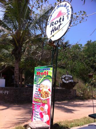 Star Fish Beach Home: Rotti Hut