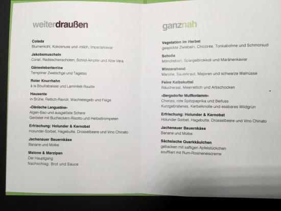 restaurant karte Karte   Picture of Restaurant Reinstoff, Berlin   TripAdvisor restaurant karte