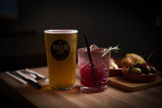 Walled City Brewery
