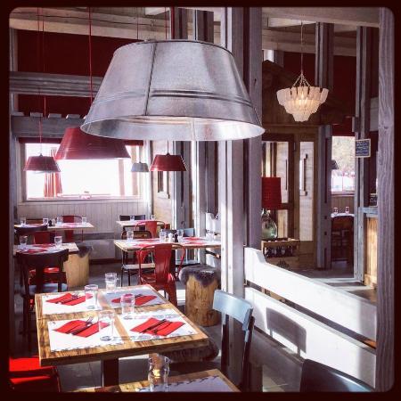 le grenier bistrot de montagne meribel restaurantbeoordelingen tripadvisor. Black Bedroom Furniture Sets. Home Design Ideas