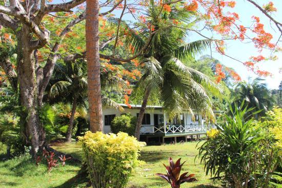 Daku Resort: The Beachouse Accommodation option