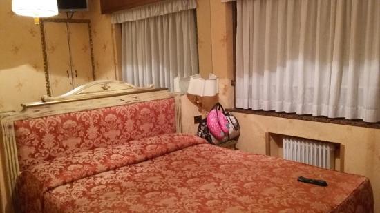 Hotel Venezia: Quarto individual